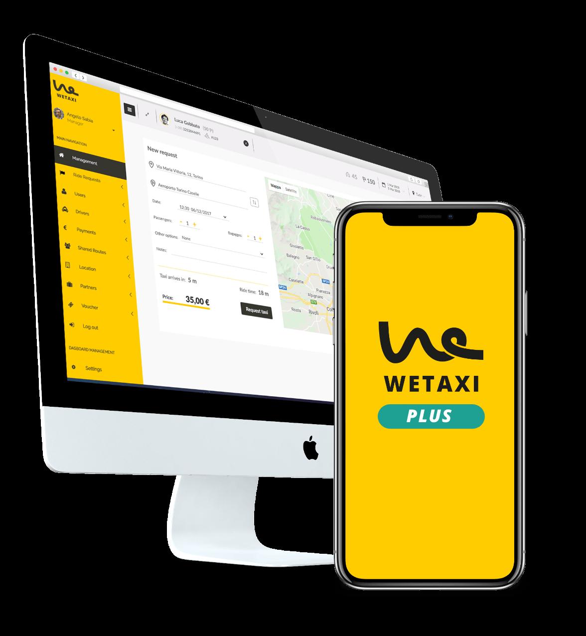 app partner wetaxi