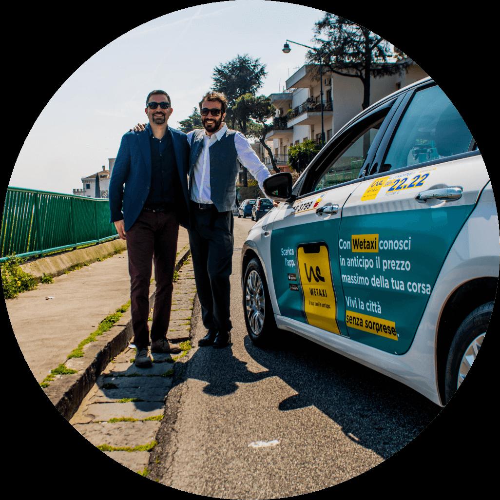 Wetaxi, la startup partner dei radiotaxi italiani che porta innovazione e trasparenza